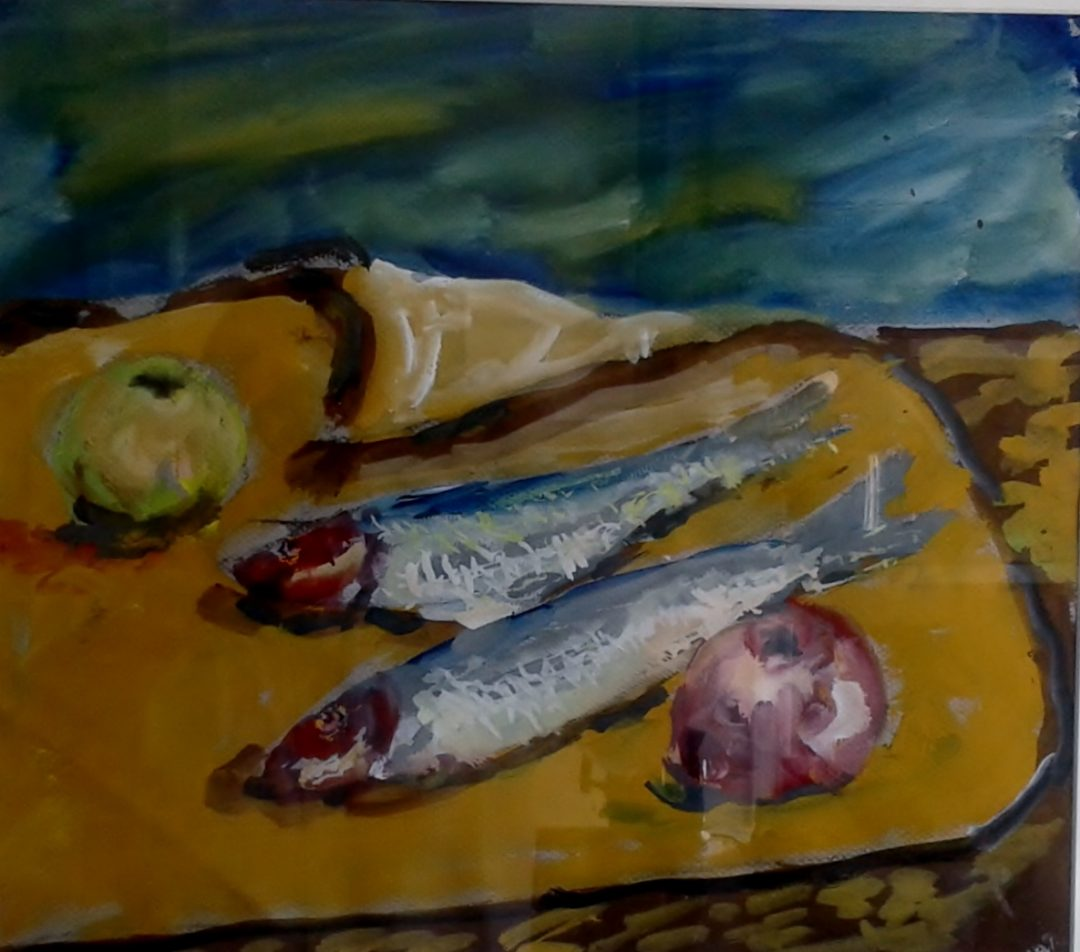 Herrings and Apple
