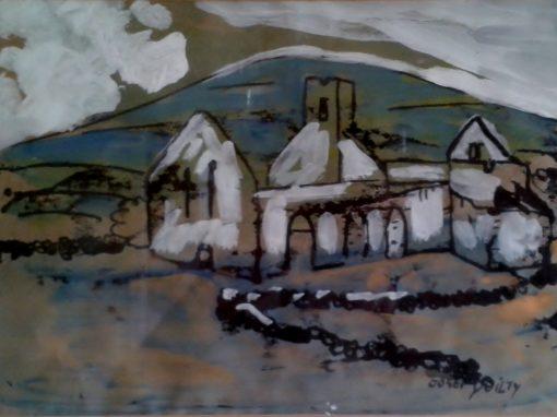 Corcomroe Abbey, County Clare