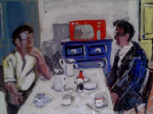 Teatime Parkroe with Michael McCormack and Johnny Vasey