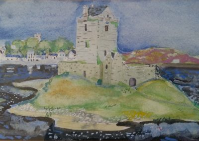 Dunguaire castle, Kinvara