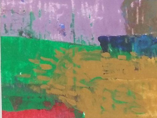 Burren abstract five