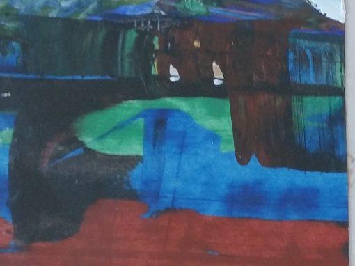 Burren abstract four