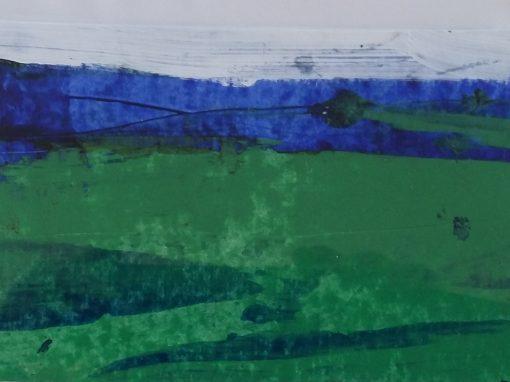Burren abstract one