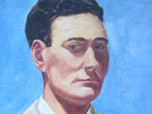 Young Joseph, self portrait