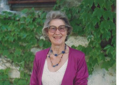Anne Quilty in France