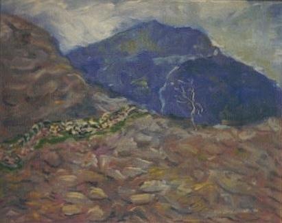 Burren mountain