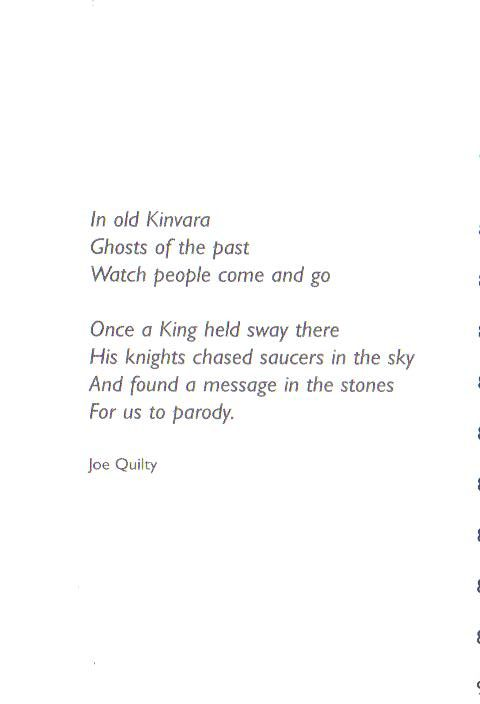 Ghosts of the past, by Joe Quilty