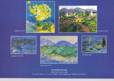 Catalogue, Kenny Gallery